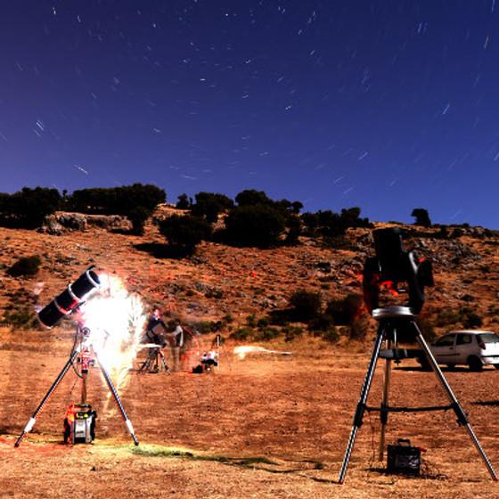 Taller de iniciación a la Astronomía