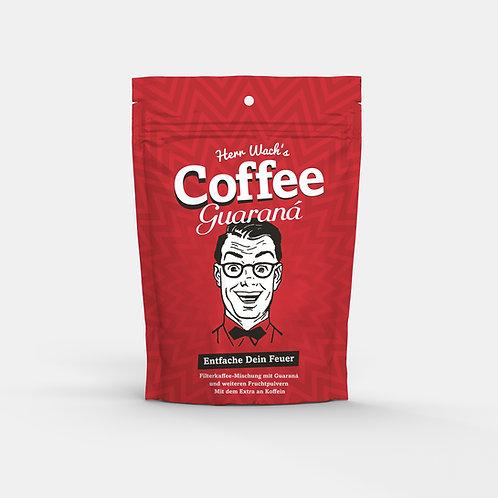 Herr Wach's - Coffee Guaraná 250g