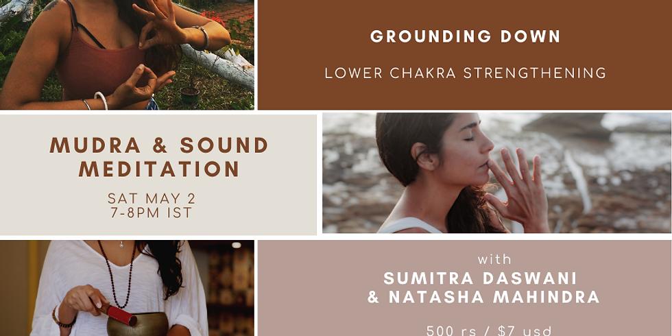 Mudra & Sound Meditation
