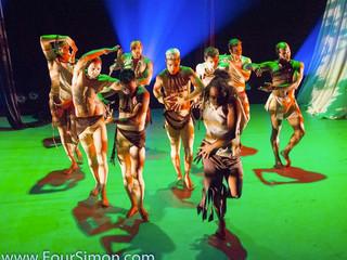 Catwalk.. I Love Duran Duran by Scorpius Dance Theatre