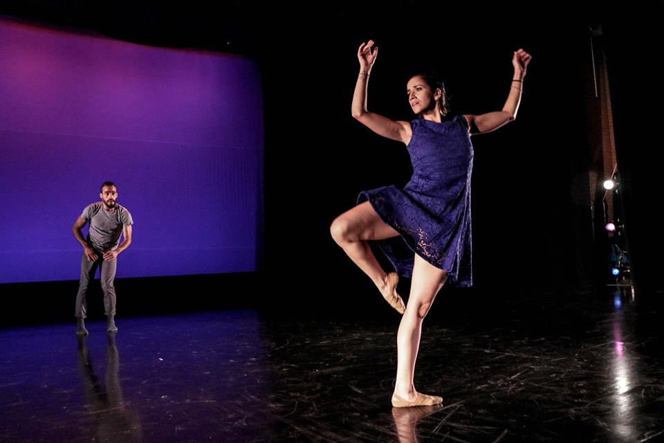 "Taimy Miranda performs in ""Paseo"""
