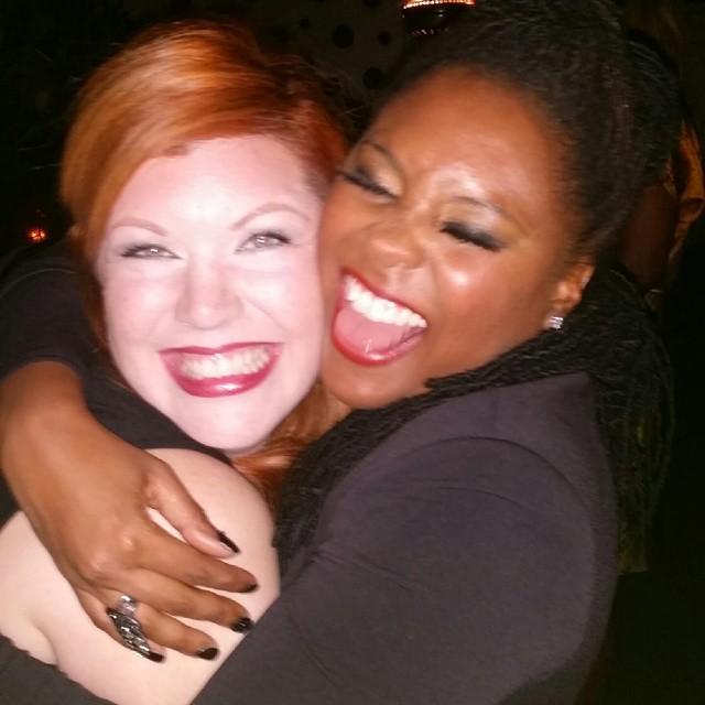 Comedian/Actress Torrei Hart & I