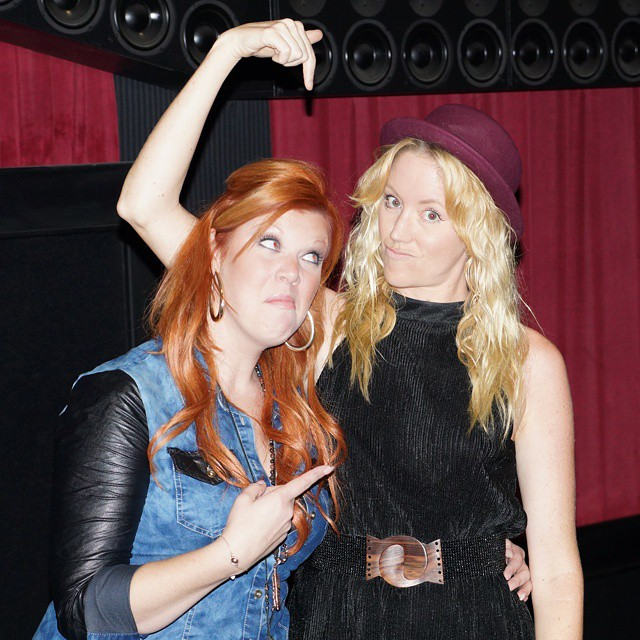 Singer/Songwriter Chrissy DePauw & I
