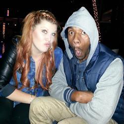 Comedian/Actor Lance Allen & I