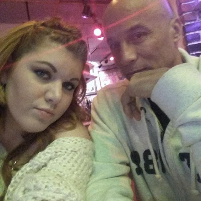Comedian Jeff Keller & I