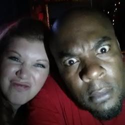 Comedian/Actor Esau McGraw & I