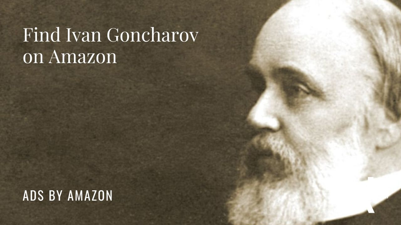 Ivan Goncharov Amazon