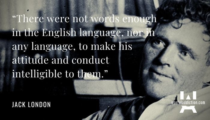 Jack London Martin Eden Quotes