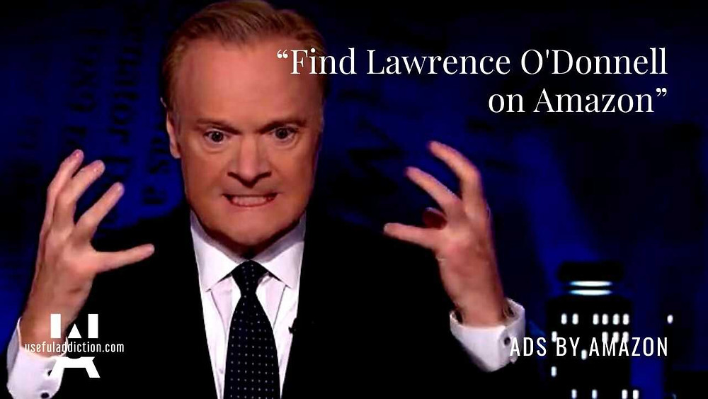 Lawrence O'Donnell Amazon