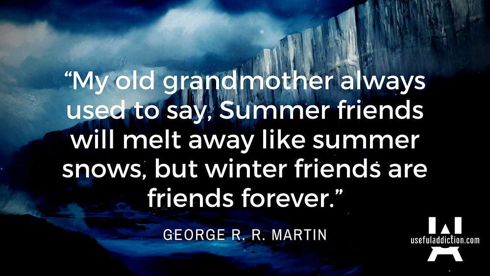 George R. R. Martin Quotes