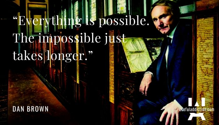 Dan Brown Quotes