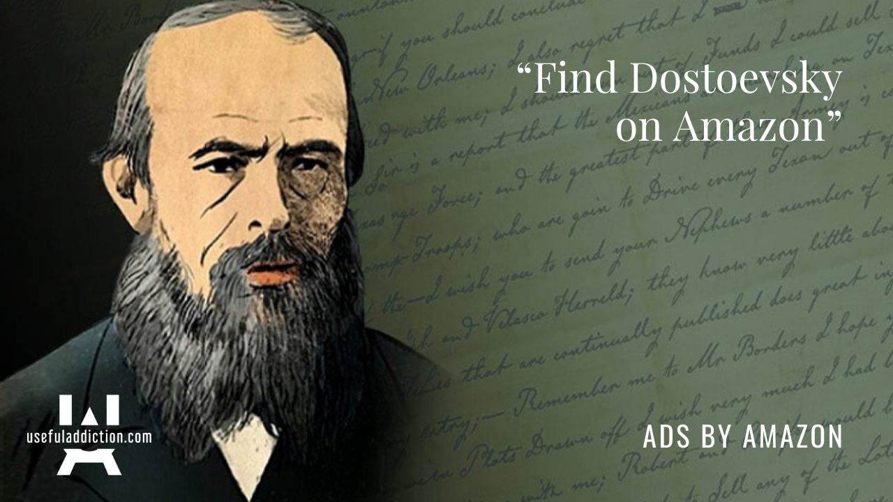 Dostoevsky Amazon