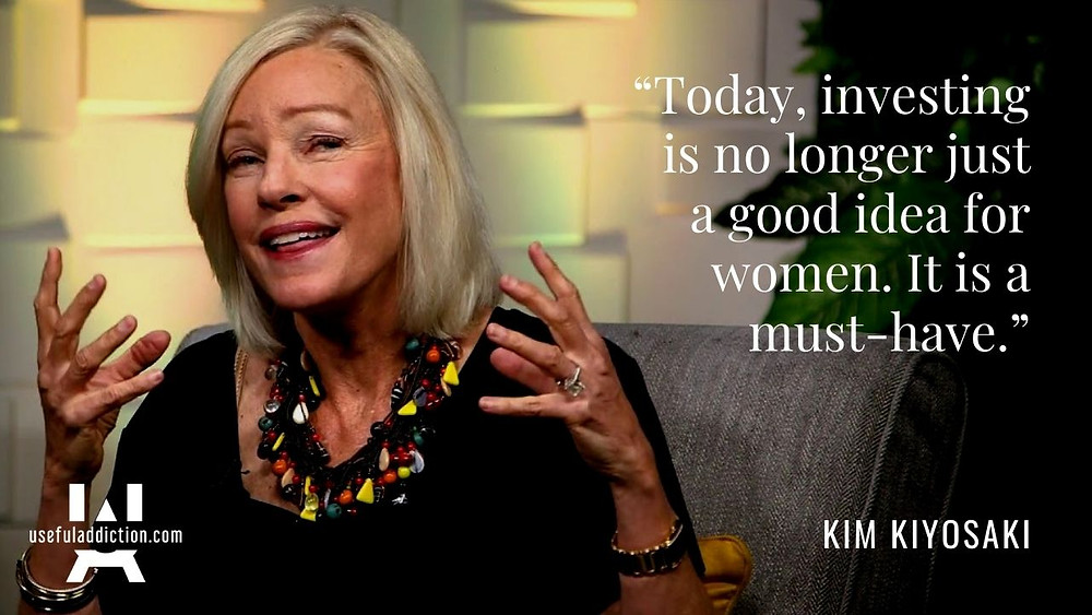 Kim Kiyosaki Quotes