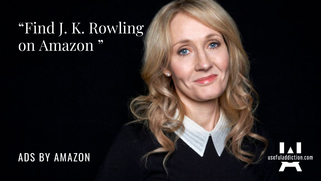 J. K. Rowling Amazon