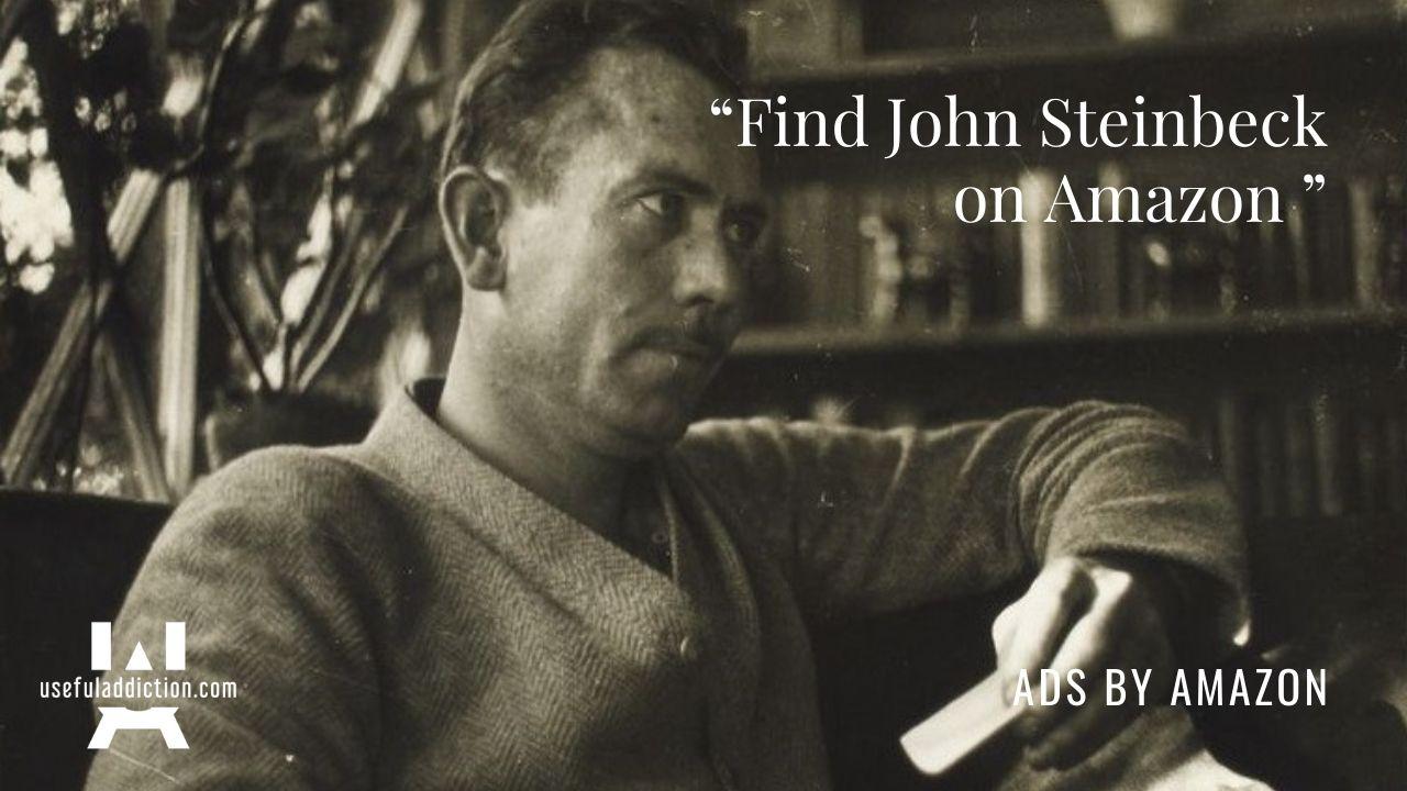John Steinbeck Amazon