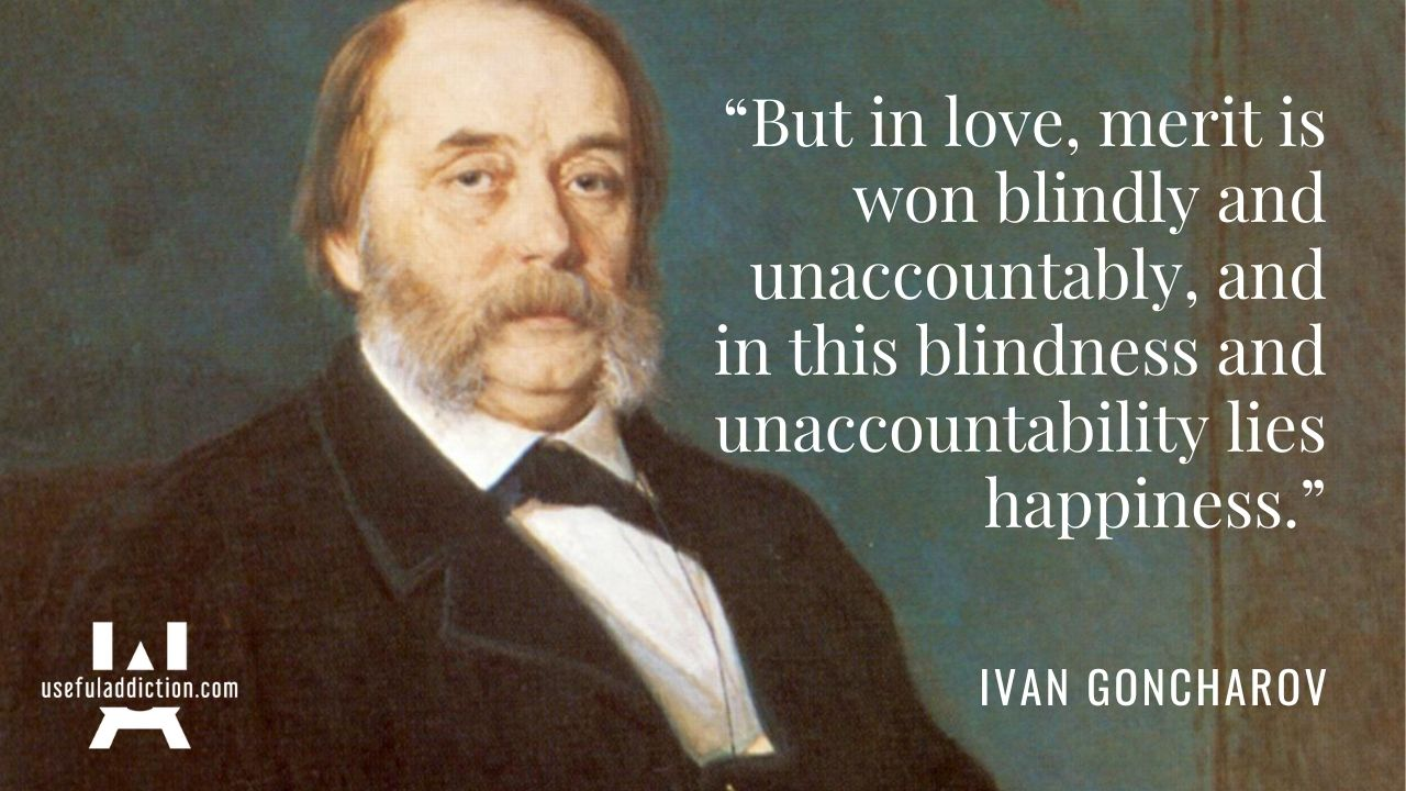 Ivan Goncharov Quotes