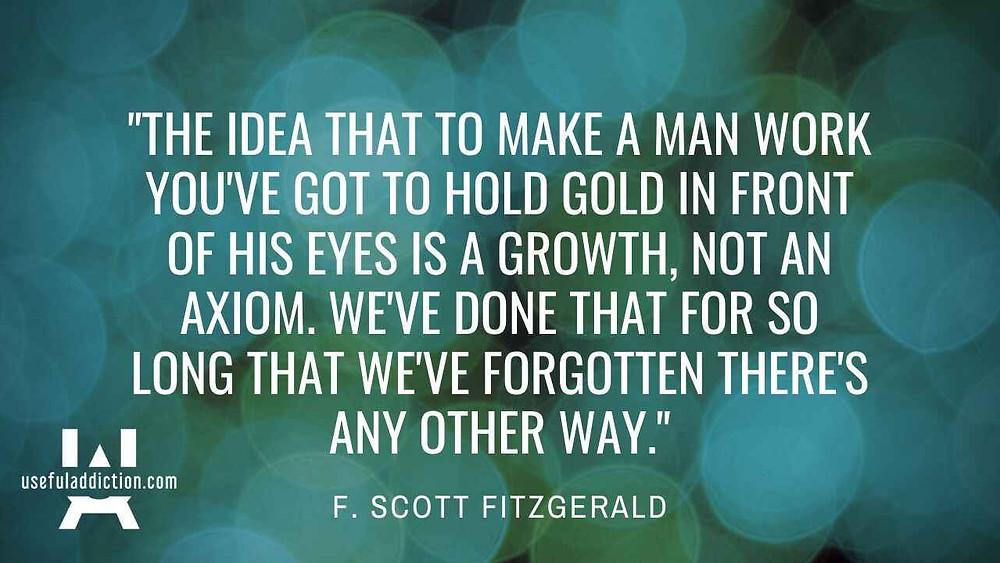 F. Scott Fitzgerald on Amazon