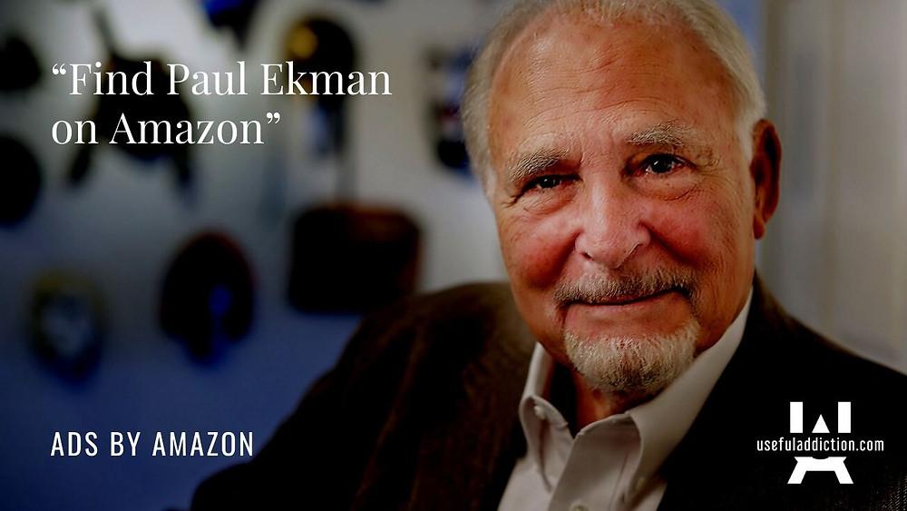 Paul Ekman Amazon