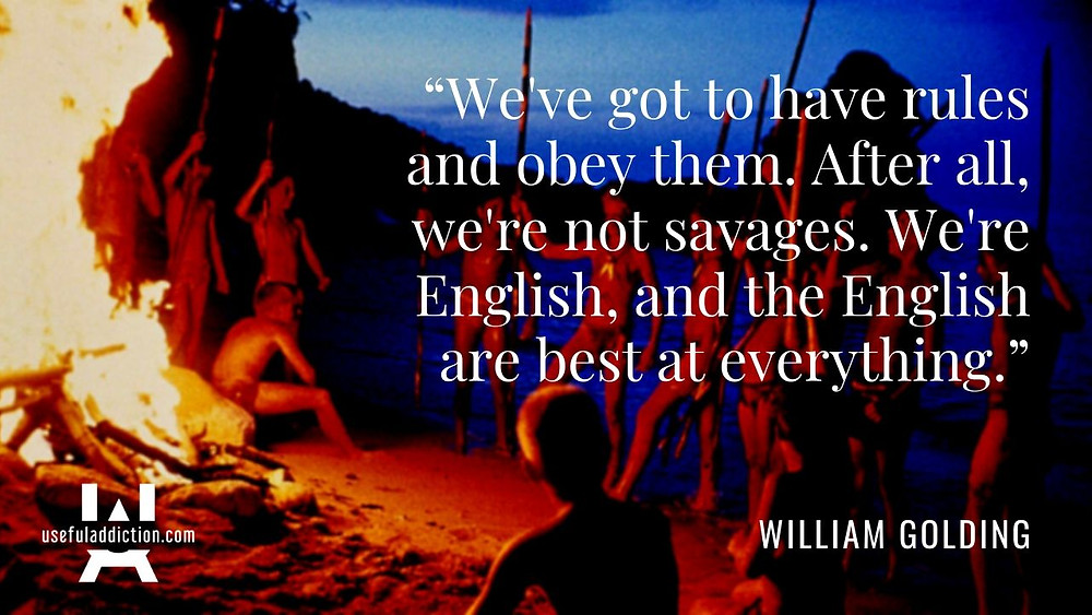 William Golding Lord of the Flies Quotes
