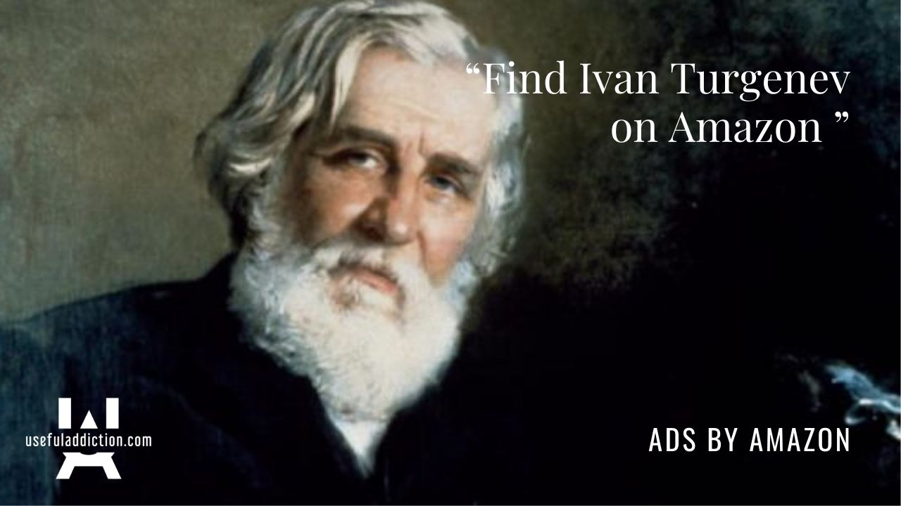 Ivan Turgenev Amazon