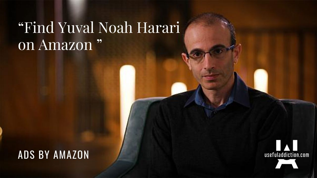 Yuval Noah Harari Amazon