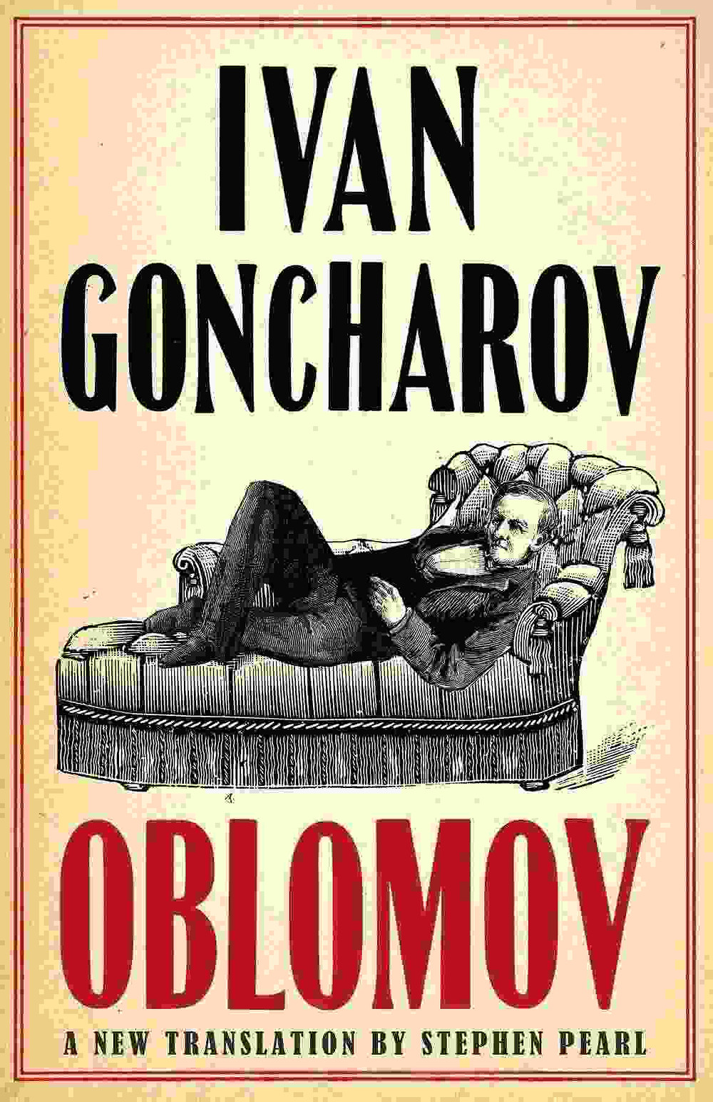 Oblomov Book Cover