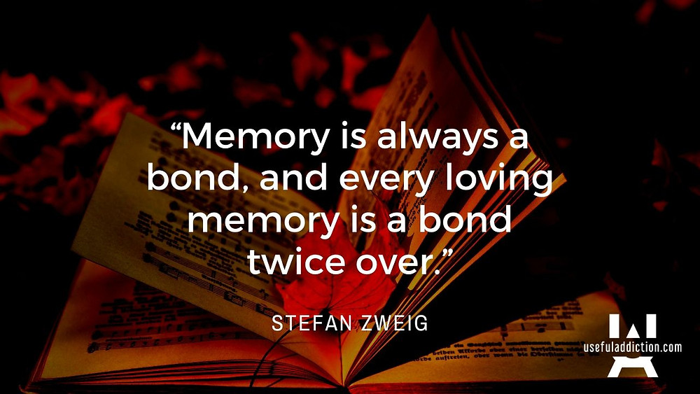 Stefan Zweig Fantastic Night Quotes