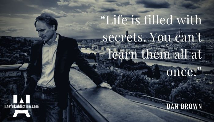 Dan Brown The Da Vinci Code Quotes