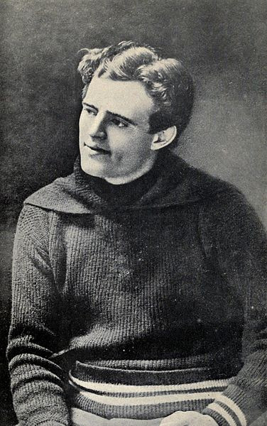 Famous American Writer Jack London