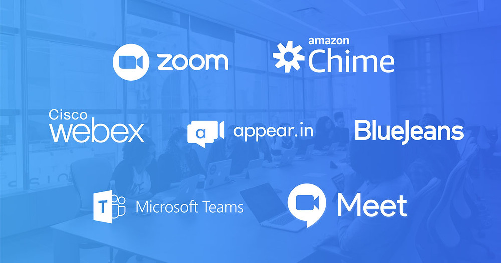 Zoom Microsoft Teams Google Meets