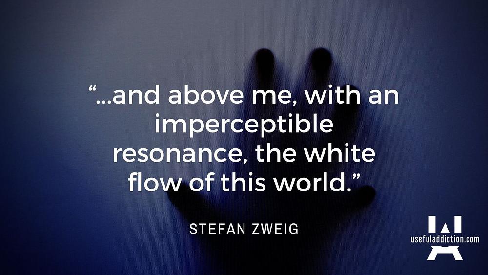 Stefan Zweig Amok Quotes