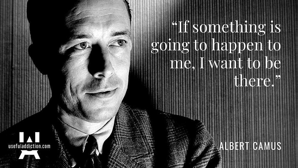 The Stranger Albert Camus Quotes