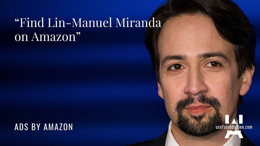 Lin-Manuel Miranda Amazon