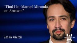 Lin-Manuel Miranda Amazon