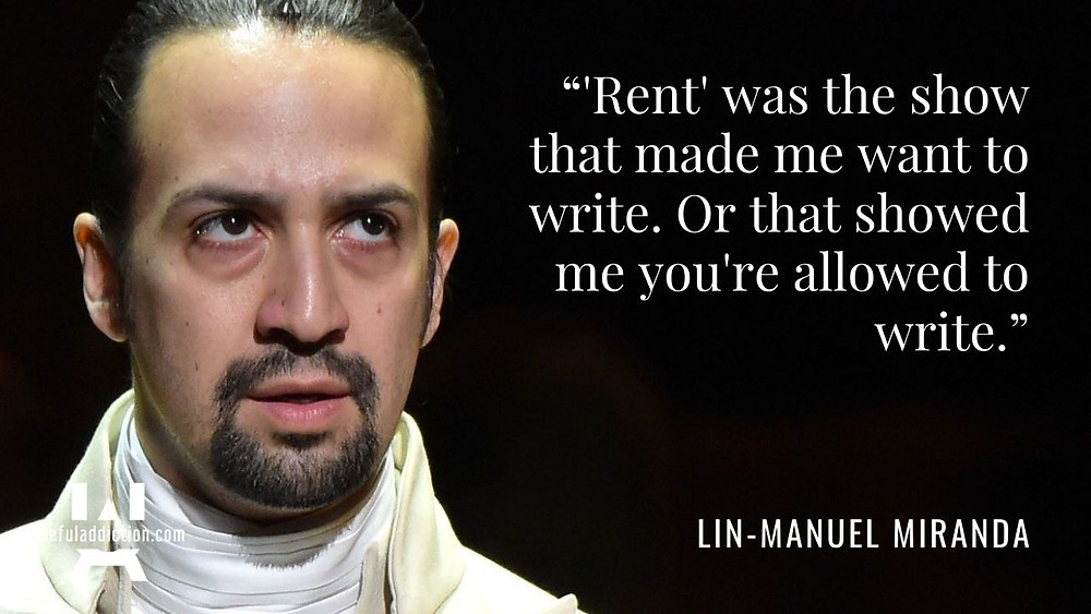 Lin-Manuel Miranda Quotes