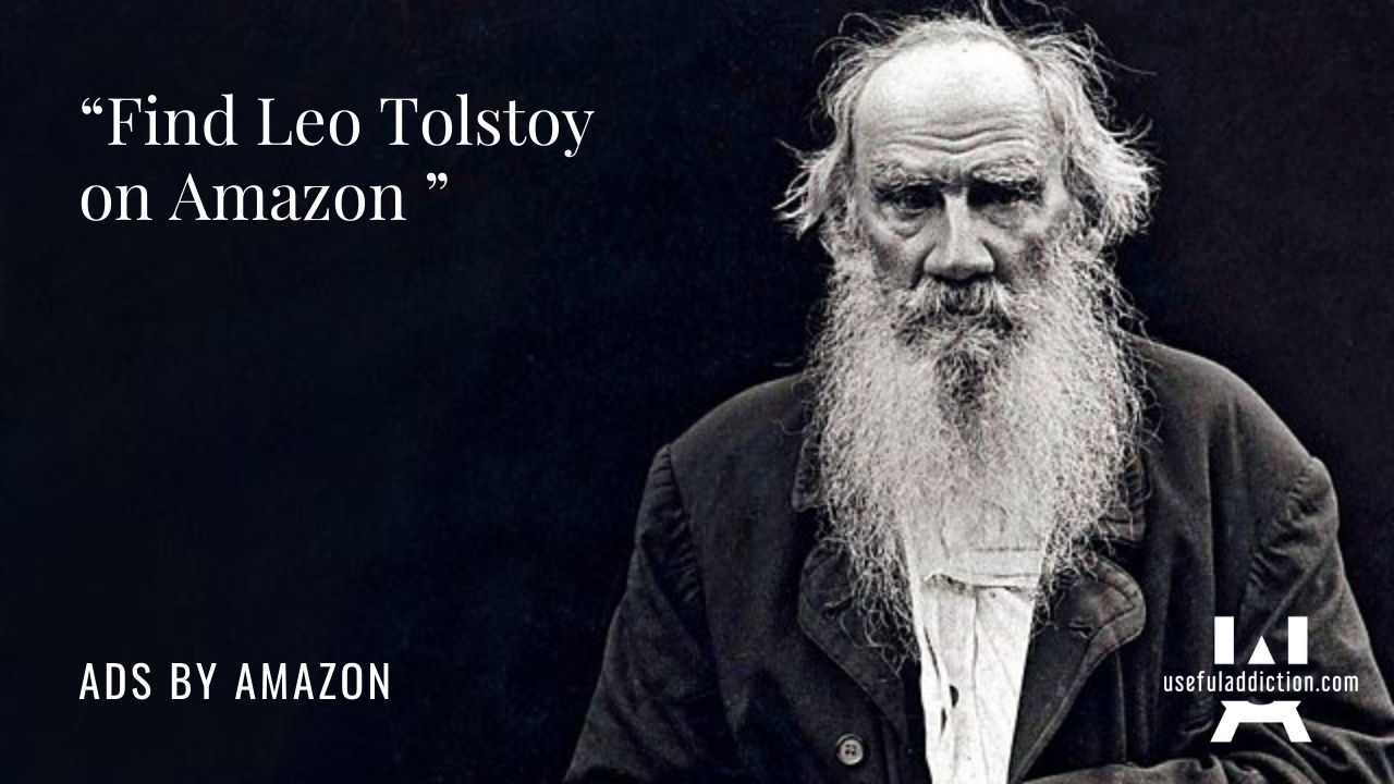 Leo Tolstoy Amazon