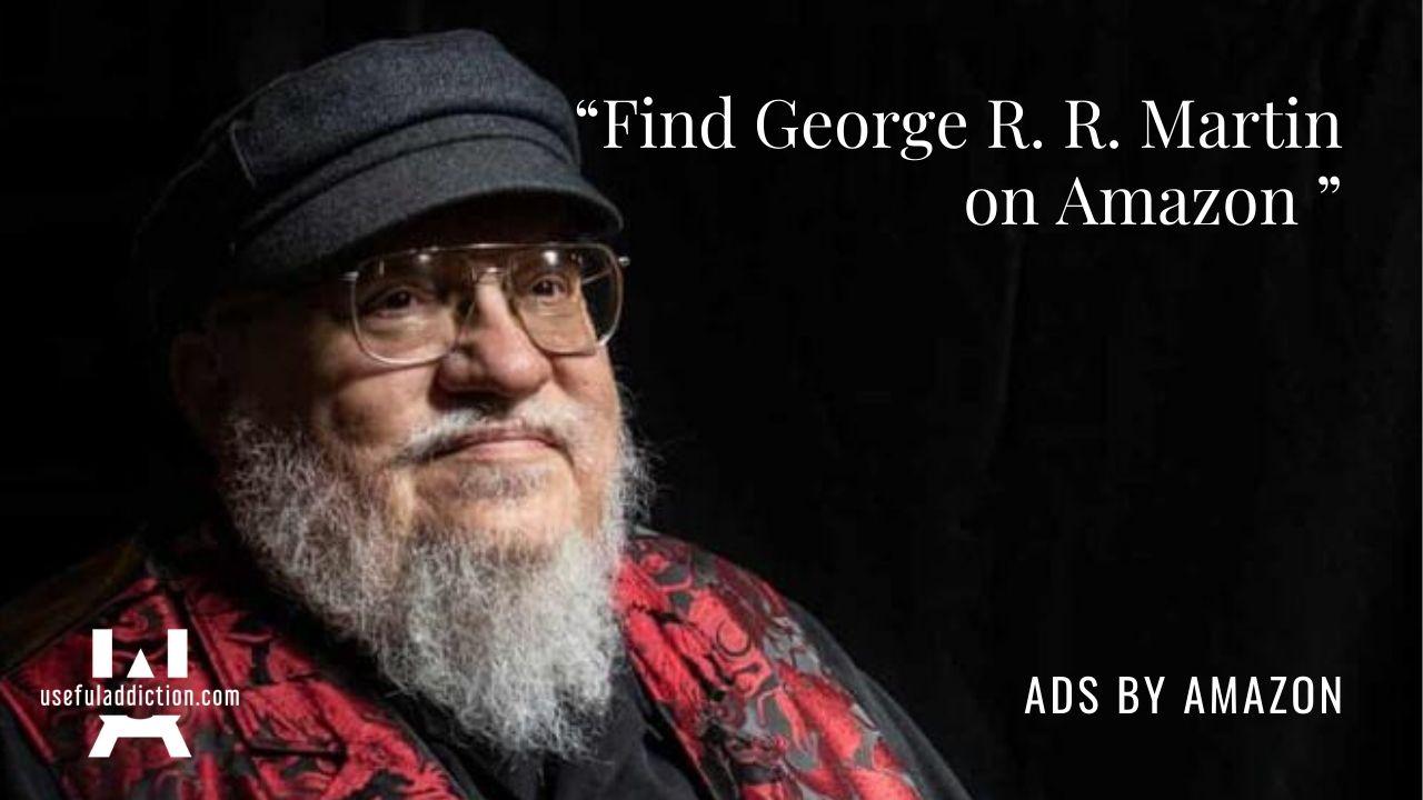 George Martin Amazon