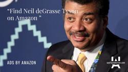 Neil deGrasse Tyson Amazon