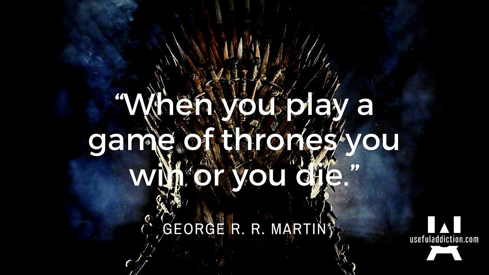 Game of Thrones by George R. R. Martin Quotes