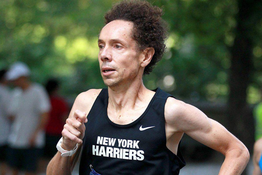 Malcolm Gladwell Running