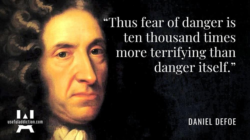 Daneil Defoe Robinson Crusoe Quotes
