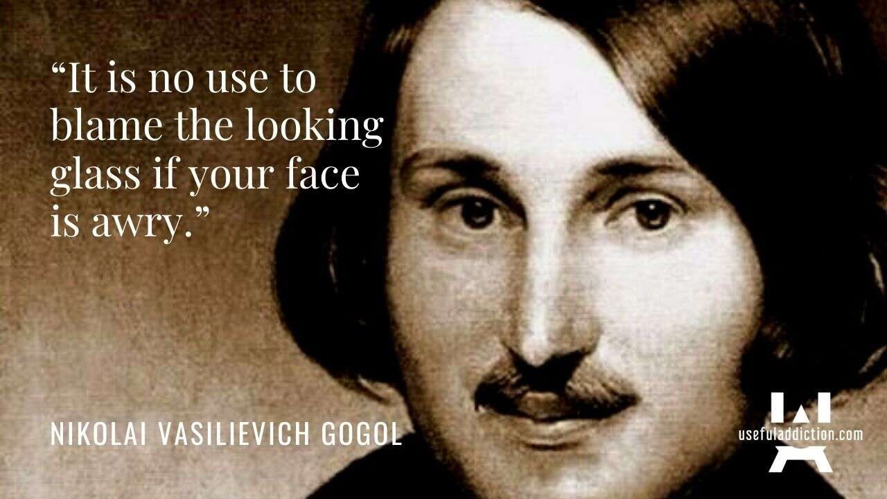 Nikolai Gogol Quotes
