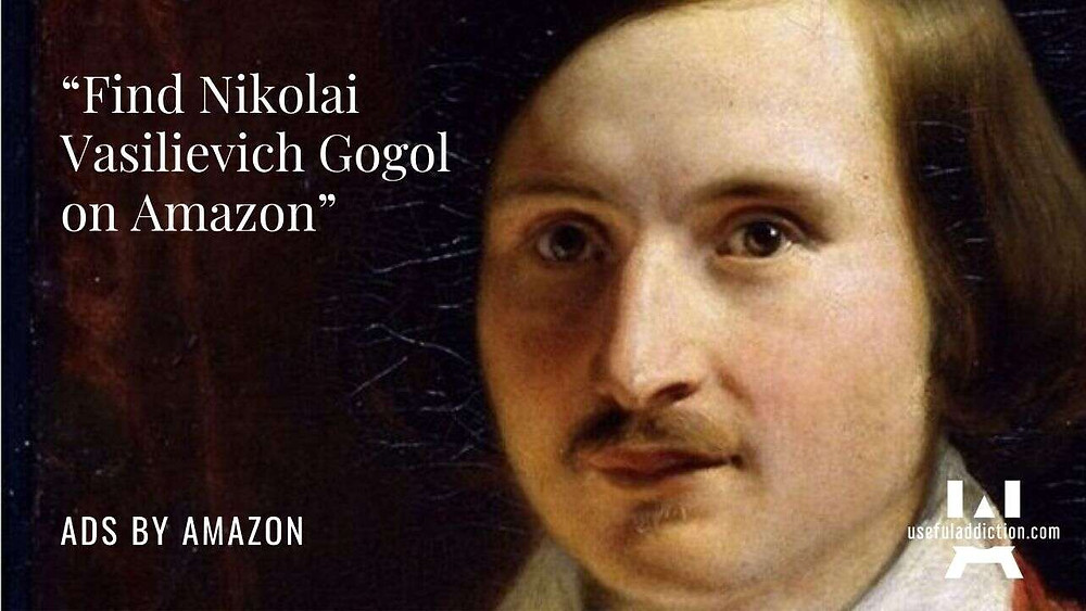Nikolai Vasilievich Gogol Amazon