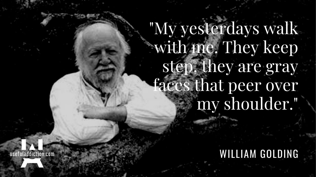 William Golding Quotes