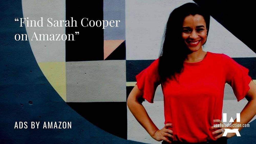 Sarah Cooper Amazon