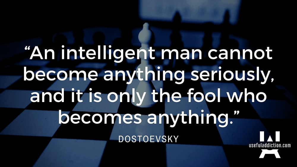 Notes From Underground by Dostoevsky Quotes