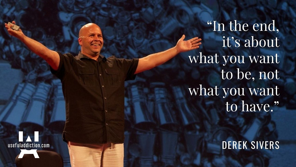 Derek Sivers Quotes