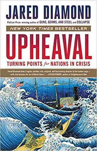 Upheaval by Jared Diamond