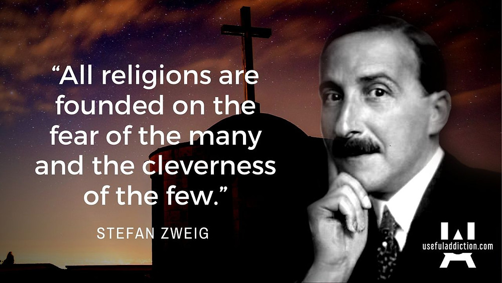 Stefan Zweig Fear Quotes