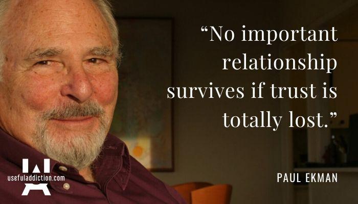 Paul Ekman Telling Lies Quotes